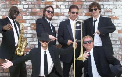 Blues Factor : College Band
