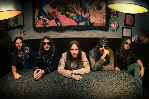 Blackberry Smoke : Famous Artists for Company Events